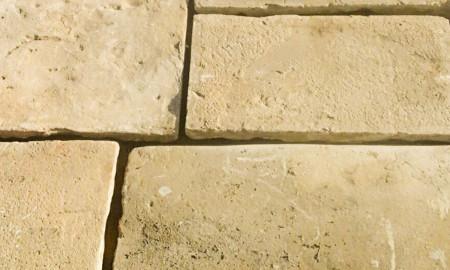 pavimento antiguo de piedra de porcuna
