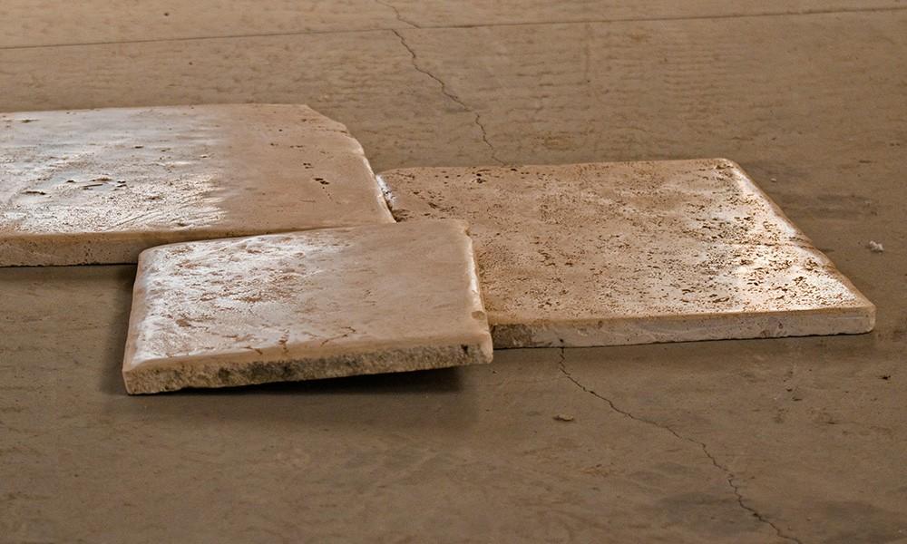 pavimento artesano losas de piedra caliza toscana suelos artesanales
